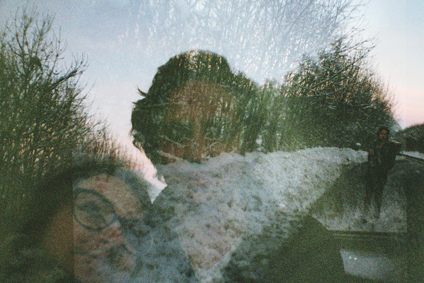 Double exposure Sardina