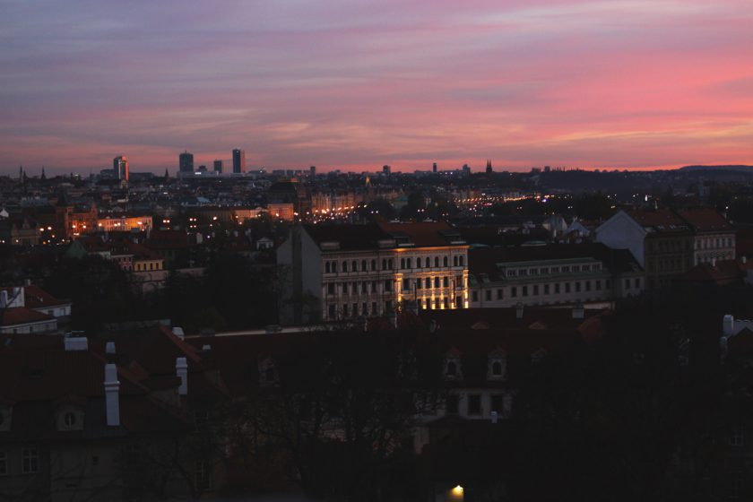 Prague In Two Days For Students