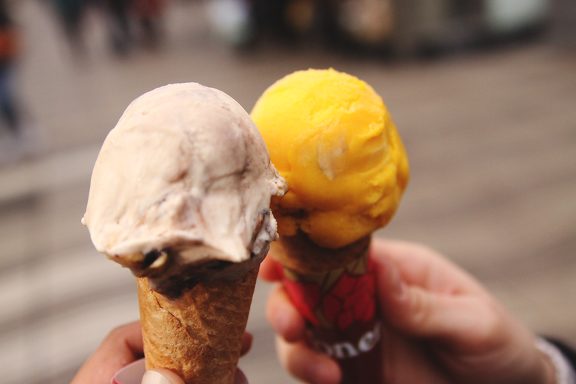 Ramblas Ice Cream